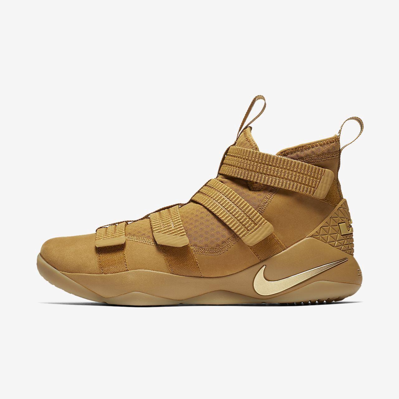 752ca3857627 Nike Lebron Soldier Xi Sfg Basketball Shoe - M 9   W 10.5