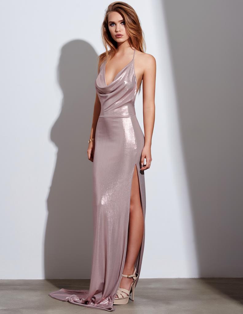 Gemeli Power — Remy K  Kleider, Elegante kleider und Satinkleider