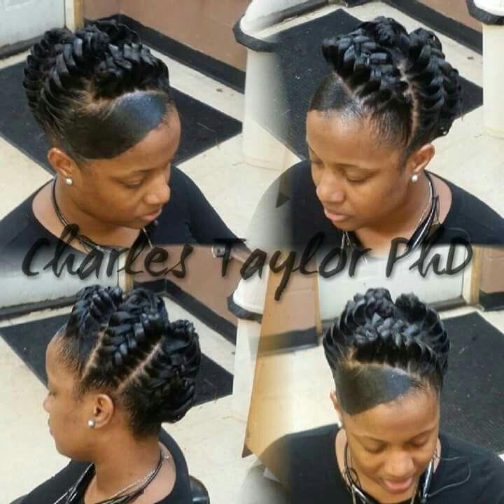 Pin By Adrienne Lockey On Best Hair Goddess Braids Hairstyles Braided Hairstyles Updo Black Hair Updo Hairstyles