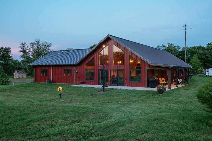 Very Impressive Metal Building Home Hq Pictures Morton Building Homes Metal Building Home Steel Building Homes