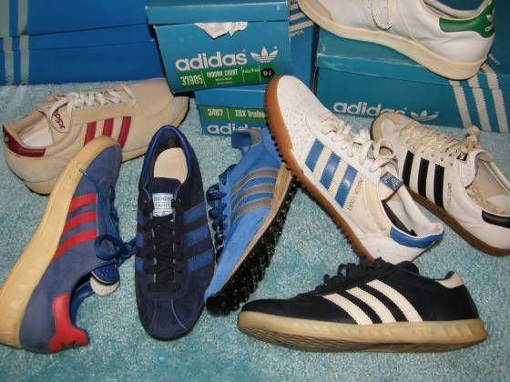 Adidas Shoes 80s