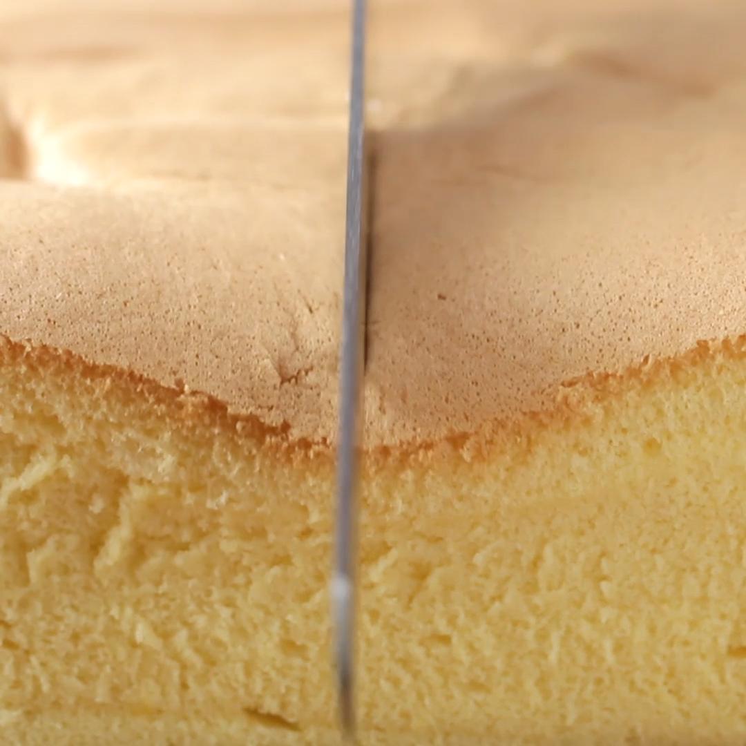 ふるっふる♪ BIGな台湾風カステラ #dessertrecipes