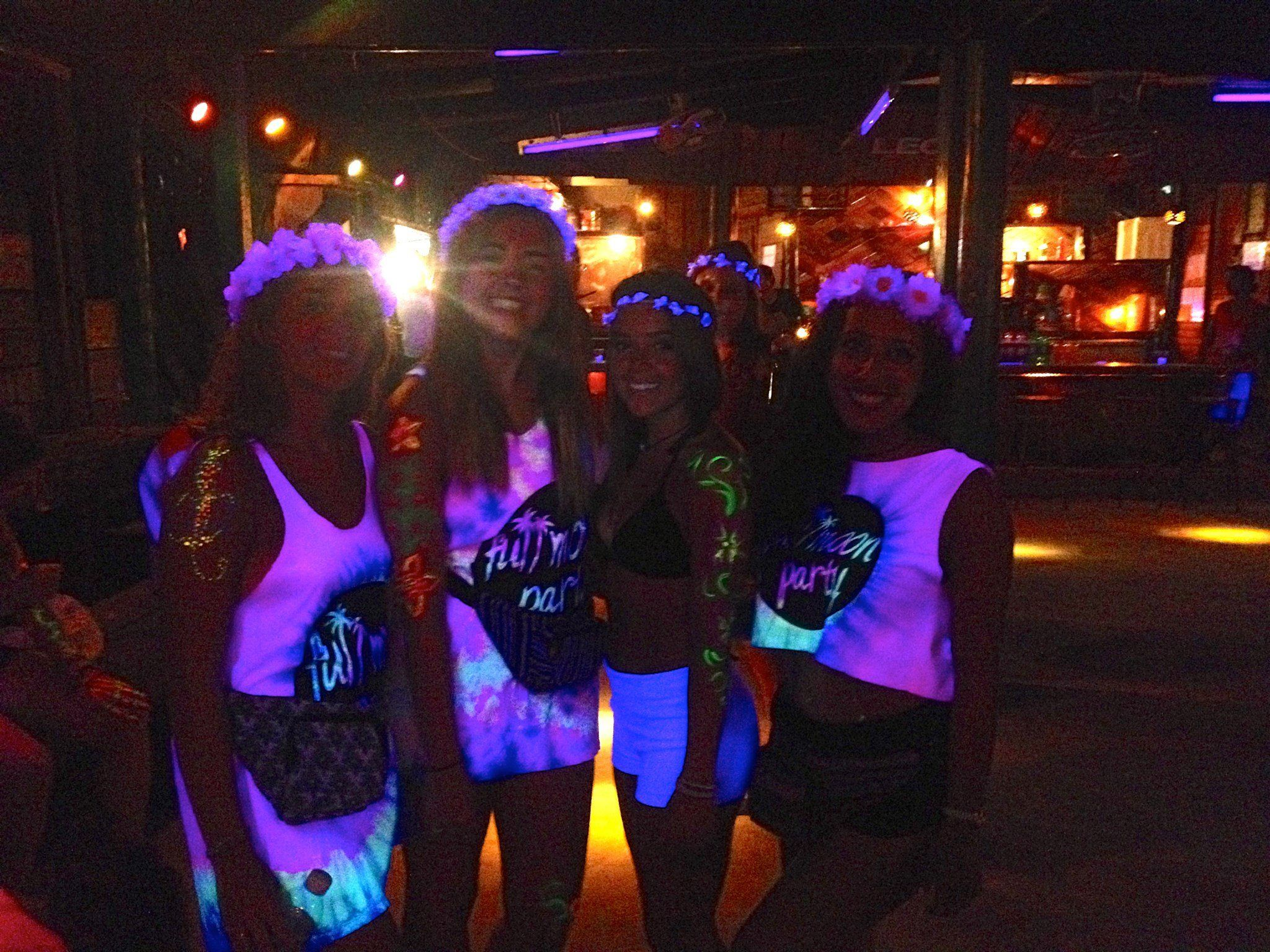 Full Moon Party Continues To Prove Popular In Thailand Full Moon