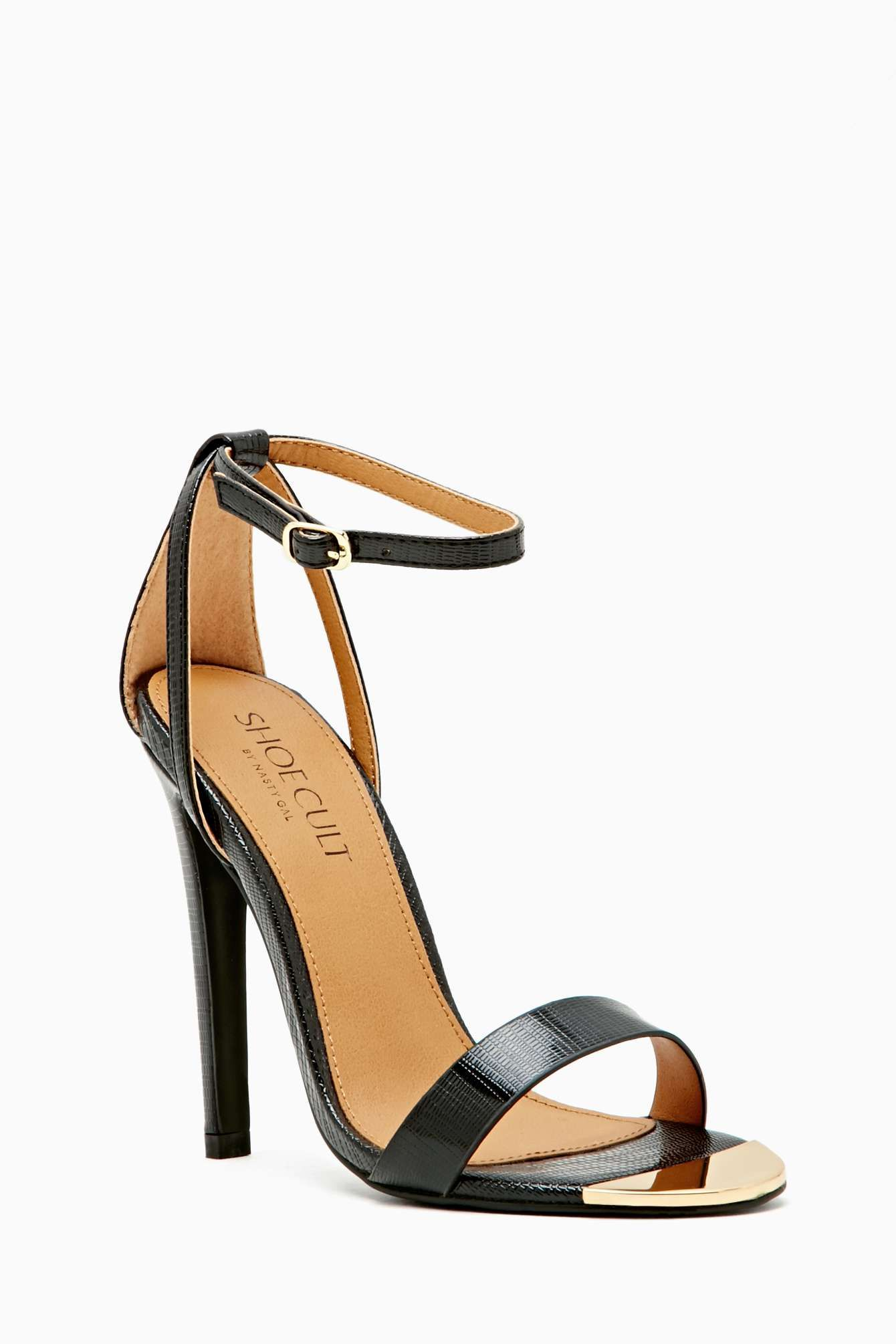 Shoe Cult Geneva Sandal | Shop Shoes at Nasty Gal