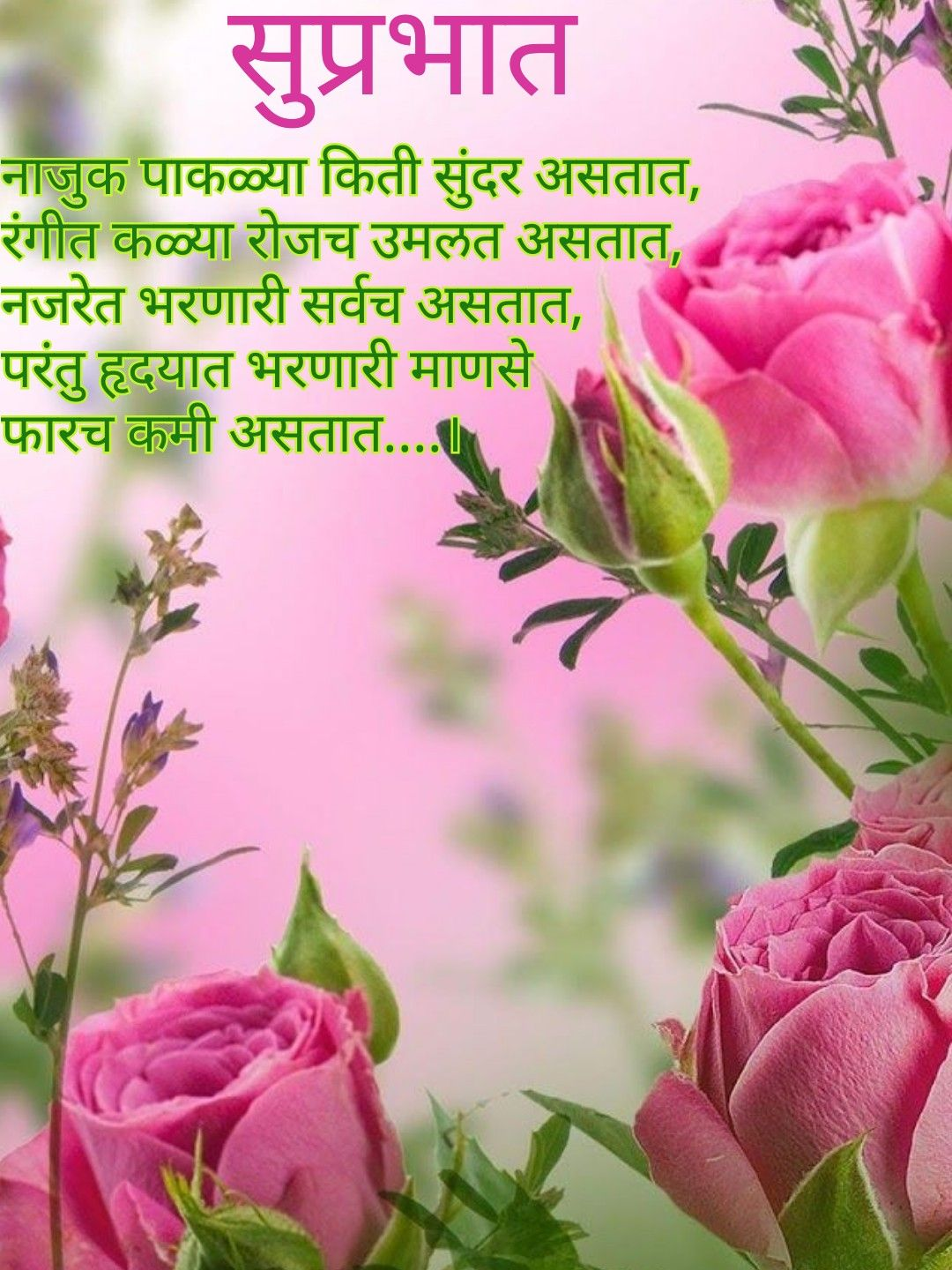 Pin By Vinayak Shetty On Marathi Poem Quotes And Songs Morning Greetings Quotes Morning Images Morning Greeting