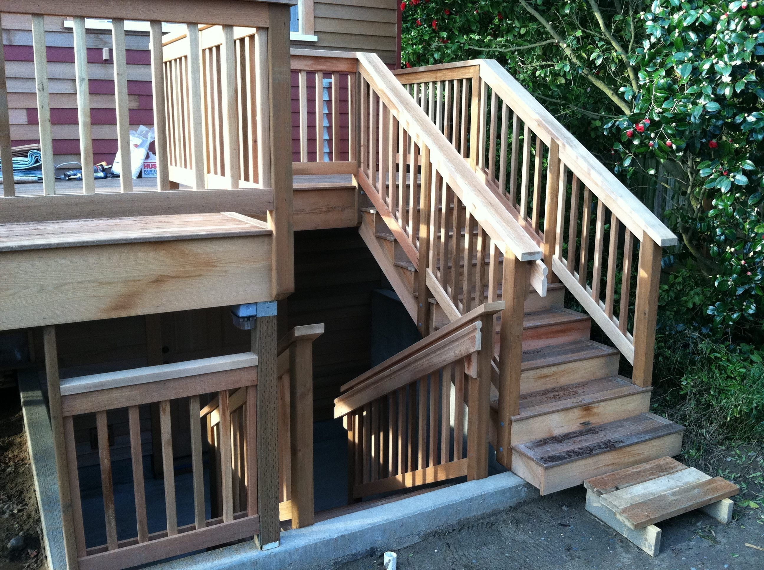 How To Cut Stair Stringers By Seattle Remodel Contractor Westbrook Resto.