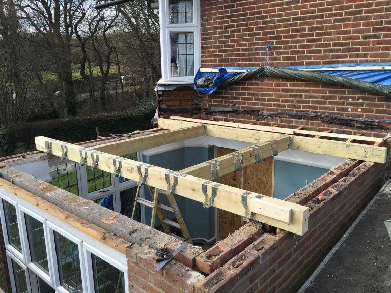 Flat Roof Lanterns Everitt and Jones in 2020 Roof