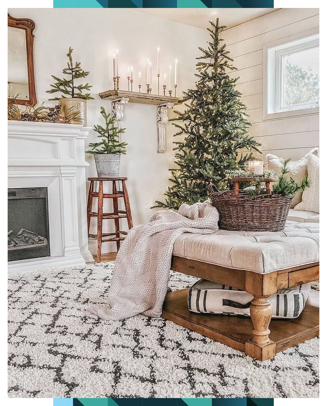 Farmhouse Fanatics on Instagram Anyone have any good Christmas song recommendations   ourforeverfarmhouse  ourforeverfarmhouse is WOWing us as usual this