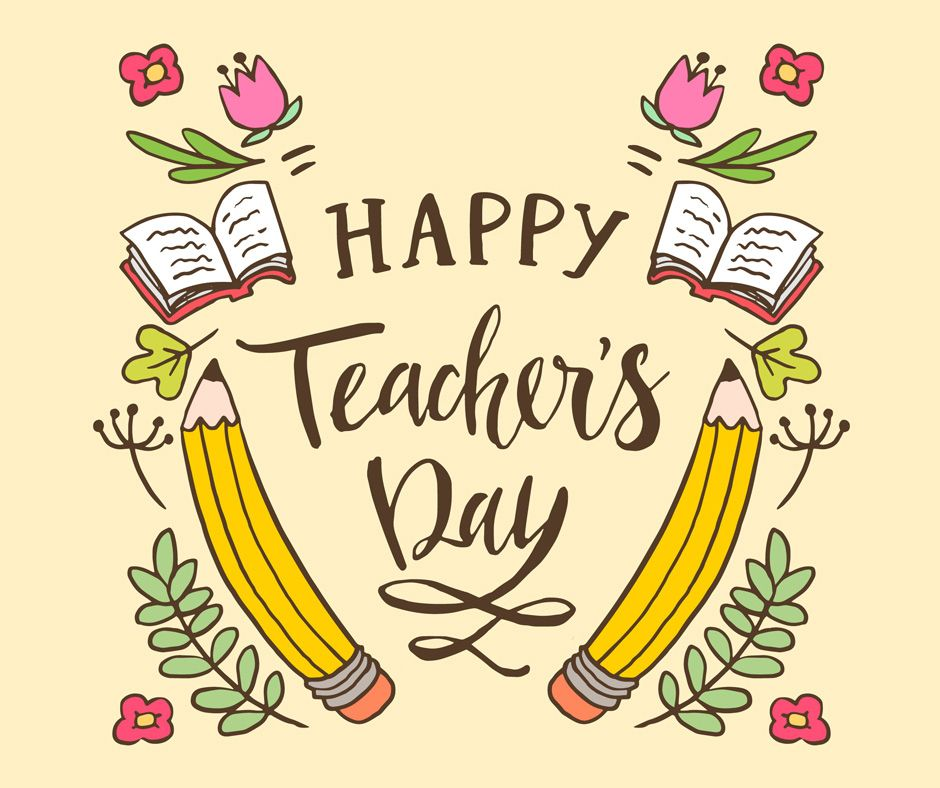Teachers Open The Door You Enter By Yourself Happy Teachers Day Teachersday Schooldays T Teachers Day Drawing Happy Teachers Day Card Teachers Day Wishes