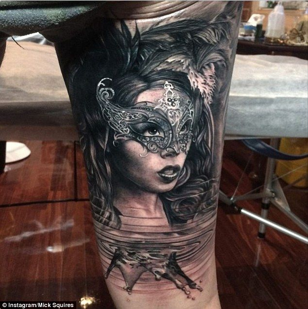 Tattoo Artists In Melbourne: Best Russian Tattoo Artist - Google Search