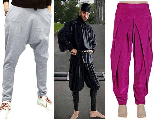 Los Pantalones Turcos Son Conocidos Como Aladino O Tipo Genio Moda Pantalones Tips De Moda
