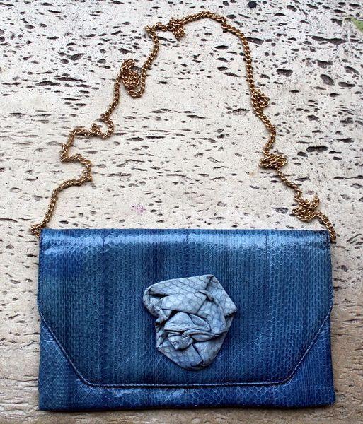 Handtasche - Abendtäschchen Vintage - ein Designerstück von Coco-Mademoiselle1 bei DaWanda