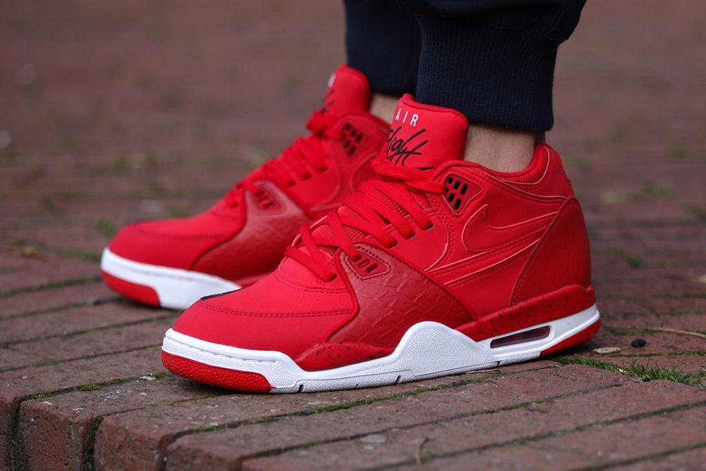 "Nike Air Flight  89 ""University Red""  a8d7187c5"