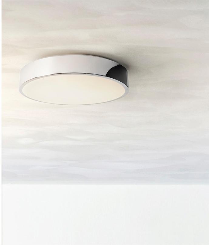 Bright Energy Saving Led Ceiling Light Flat Drum Led Ceiling