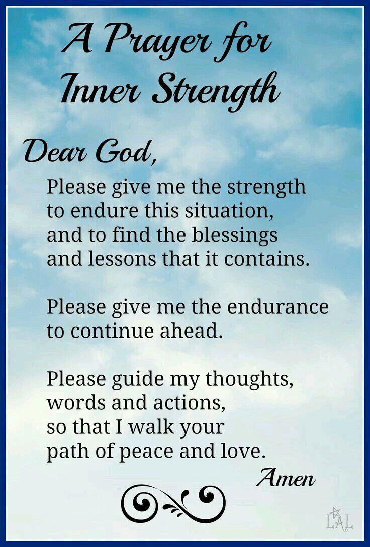 Prayer for strength ✨Kiki&Slim | Spiritual✨ | Prayer ...