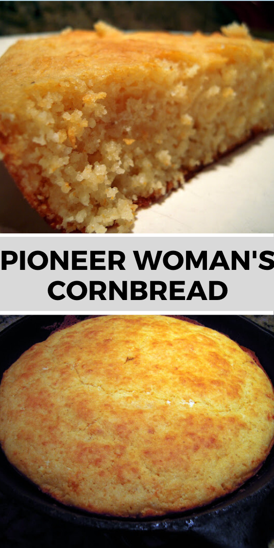 Pioneer Woman S Cornbread In 2020 Savoury Food Pioneer Woman Cornbread Corn Bread Recipe
