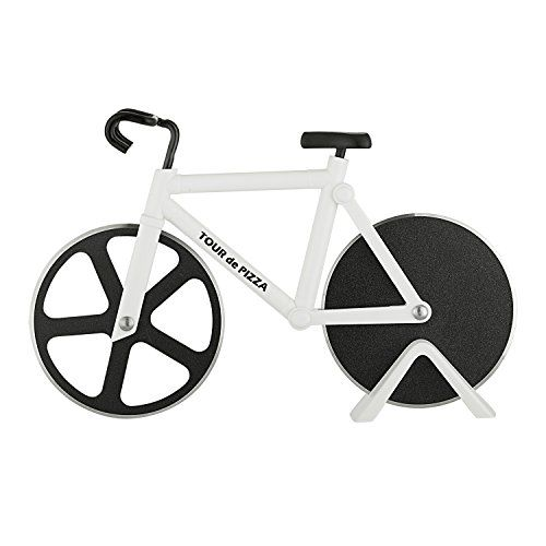 Pizza Cutter Bike Tour De Pizza Dual Stainless Steel Http