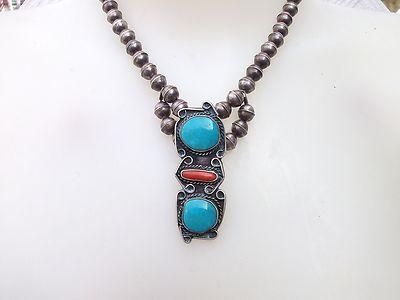 Vintage Navajo Necklace