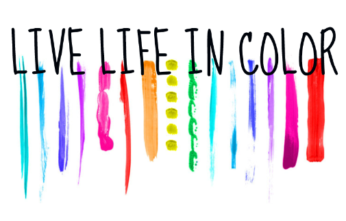 Color Your Life Quotes Glamorous 9 Bold And Fearless Tips To Color Your World  Inspirational Blog