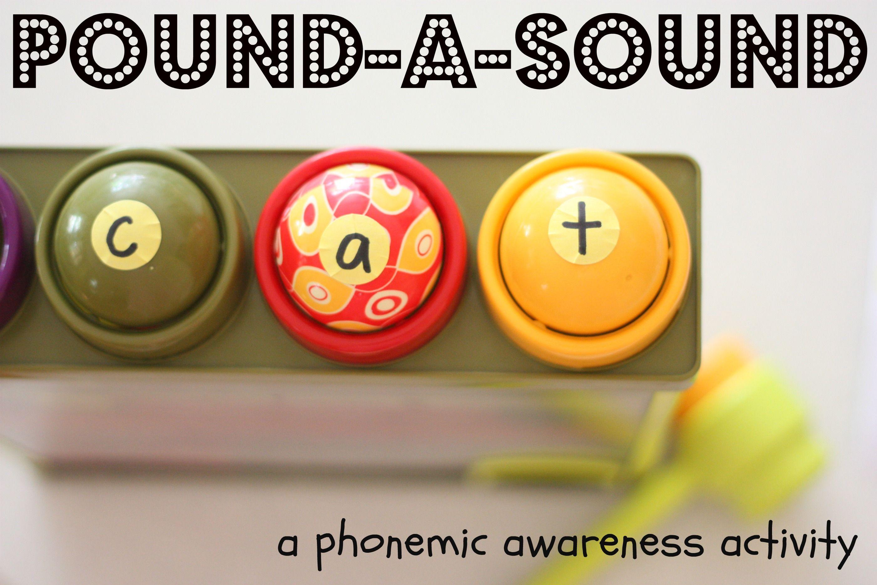 Pound A Sound