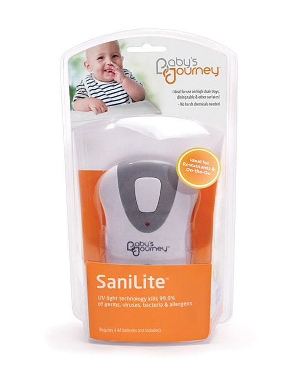 Look At This Baby S Journey Sanilite Uv Handheld Sanitizer On