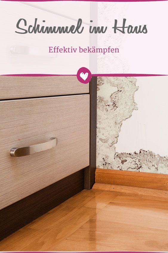 schimmel im haus entfernen und vorbeugen reinemachen. Black Bedroom Furniture Sets. Home Design Ideas