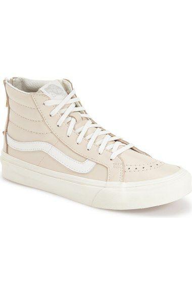 Vans 'sk8-hi Slim' High Top Sneaker