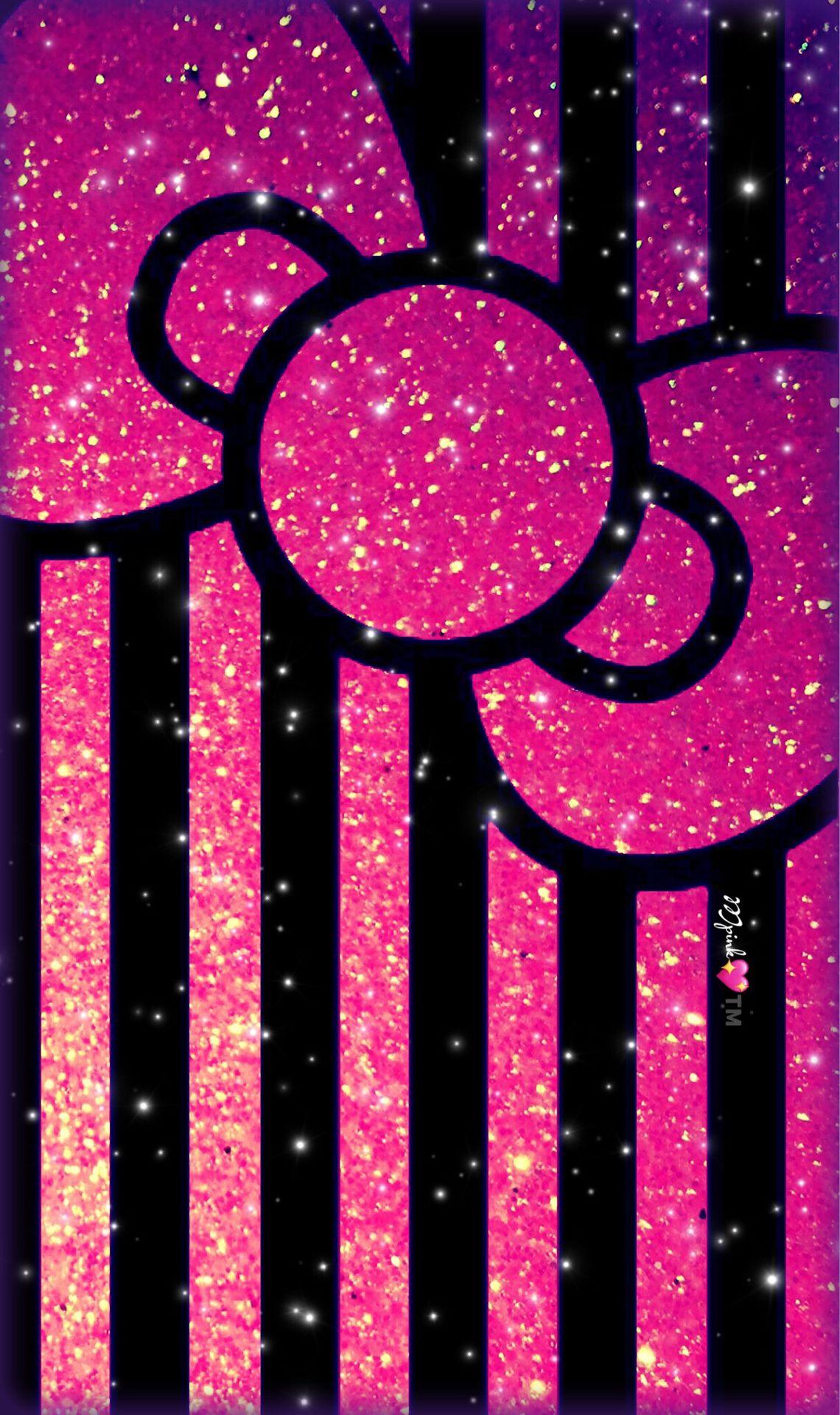 Bling Pink Bow Galaxy Wallpaper Androidwallpaper Iphonewallpaper Wallpaper Galaxy Sparkle Gl Iphone Background Art Galaxy Wallpaper Wallpaper Iphone Boho