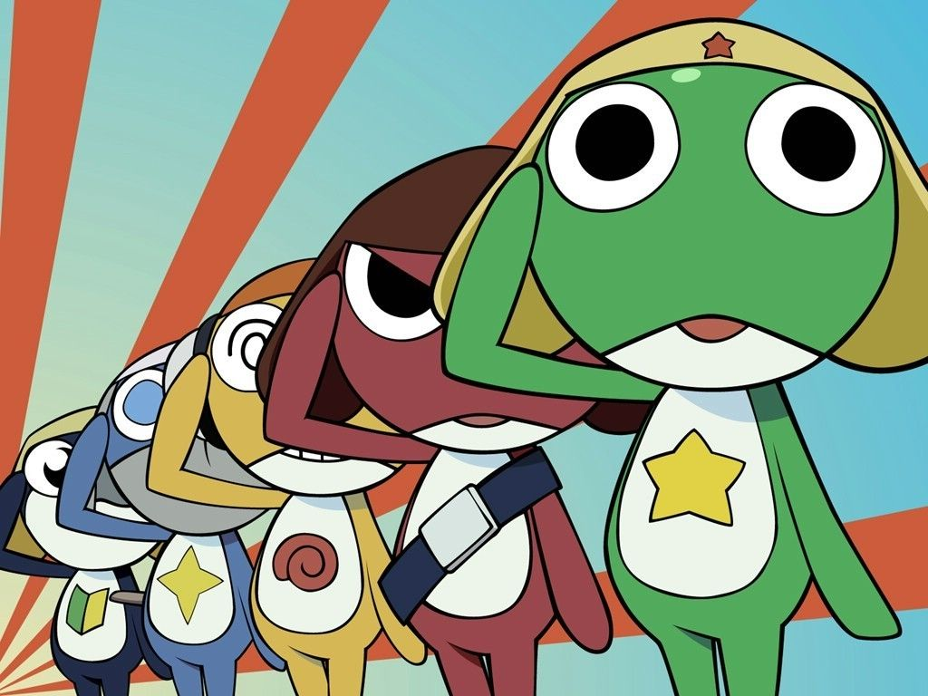 offishal sgt.frog club Photo: The Platoon