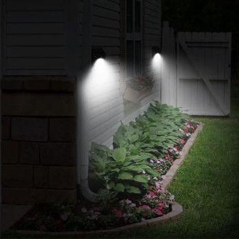 add security and safety to your home! this product is perfect for patios,  decks, pathways, stairways, driveways, garden, etc  the light will turn on  at