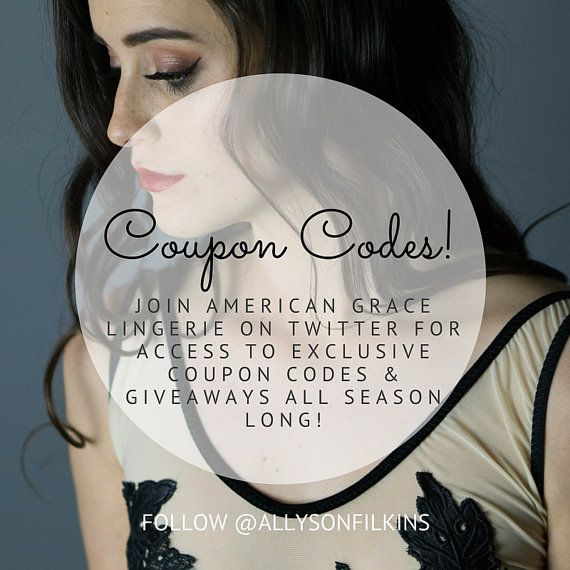 Coupon Codes! View Current Coupon Codes, Sales, Giveaways, Holiday Sales, Seasonal Sales, Freebies, Buy 1 Get 1 Free, Lingerie Sale