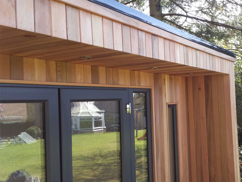 Western Red Cedar Cladding Mill Works More House