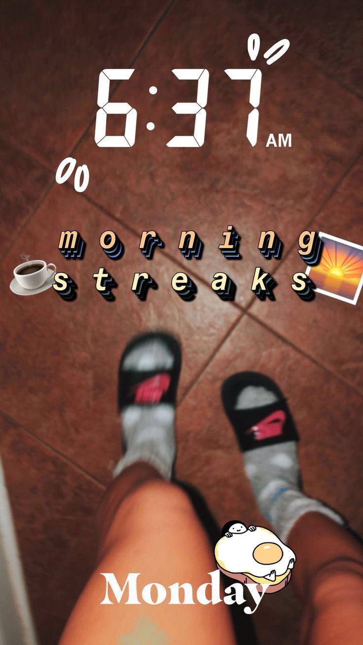 snapstreaks - #snapchat #snapstreaks - #inszenierung #Snapchat #snapstreaks #roundsnapideas