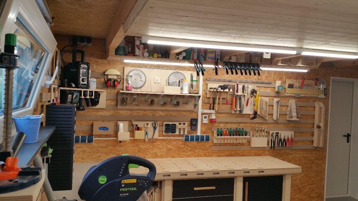 Meine Werkstatt Heimwerker Helden De Werkstatt Werkstatt Zu Hause Heimwerken