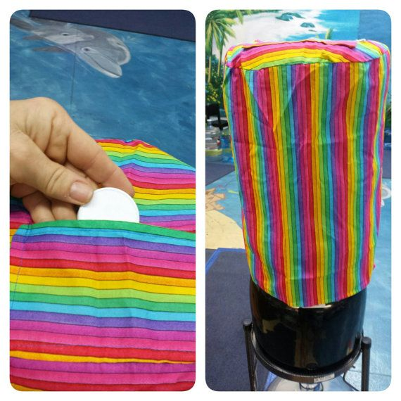 Check out this item in my Etsy shop https://www.etsy.com/listing/269764336/rainbow-delight-5-gallon-water-bottle