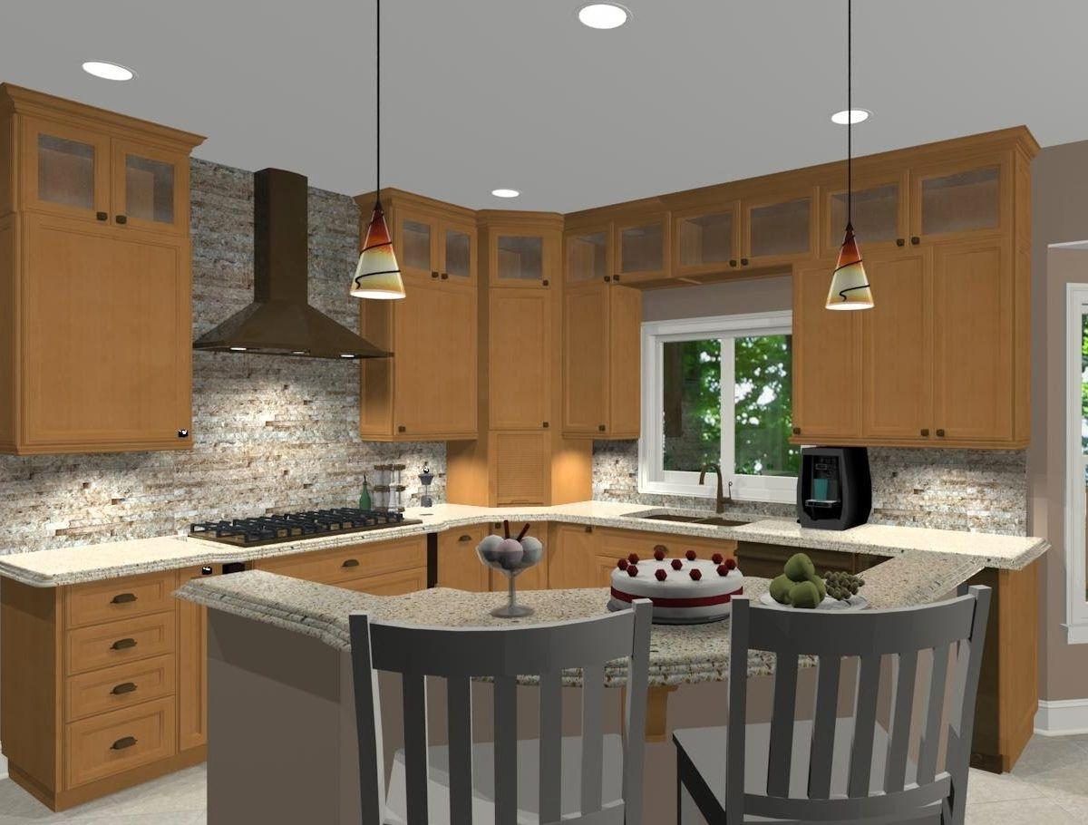L Förmige Küche Designs, Beste Küche Layout Design Neue Küche ...