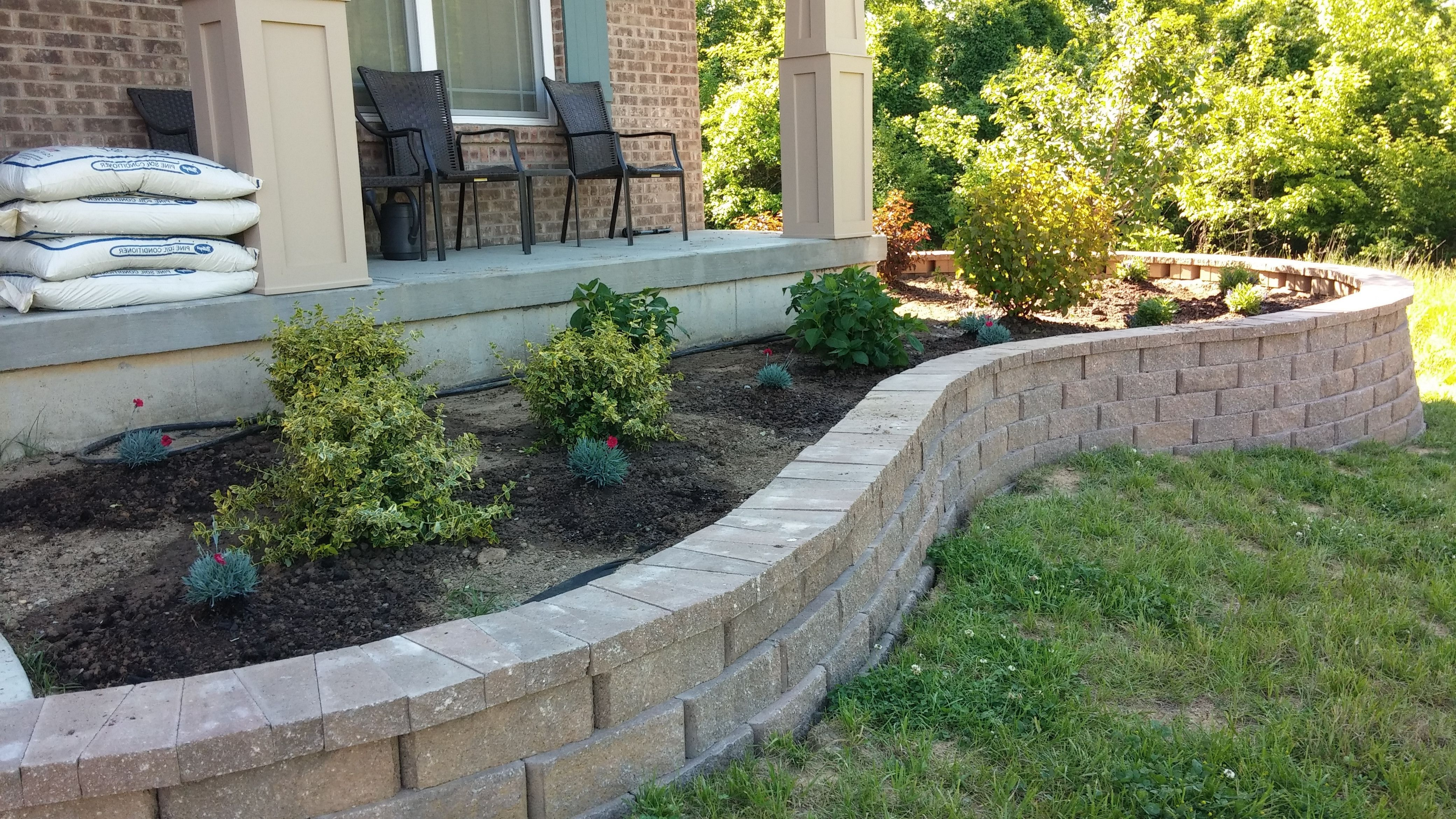 10 Garden Retaining Wall Ideas Stylish And Also Beautiful Landscaping Retaining Walls Garden Retaining Wall Backyard Retaining Walls
