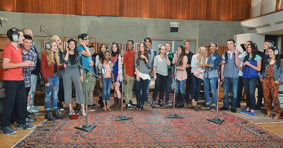 26 Disney Channel Stars Come Together for the Most Epic Frozen Cover Ever—Watch Now!  Frozen