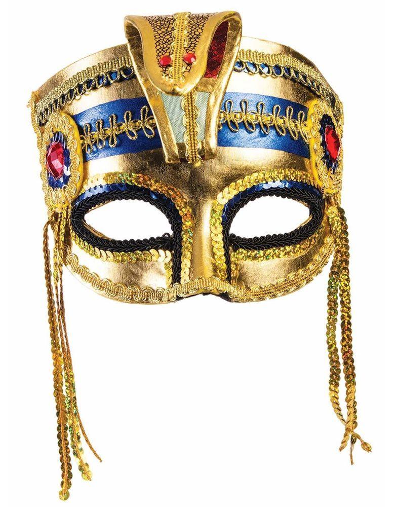 Mummy Full Mask Halloween Costume Accessory