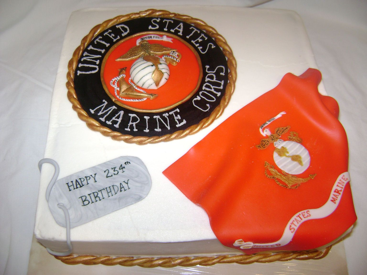 cake images for marines Marine cake Marine cake, Dad