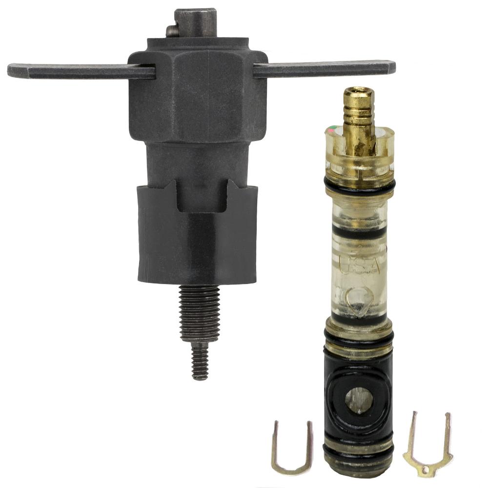 Replacement Kit For Moen 1225 1225b Stem Cartridge Includes Puller Tool Walmart Com In 2021 Faucet Repair Plumbing Repair Single Handle Faucet