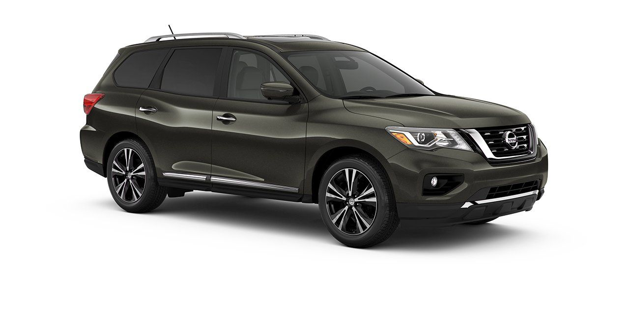 2017 Nissan Pathfinder Colors And Photos Usa