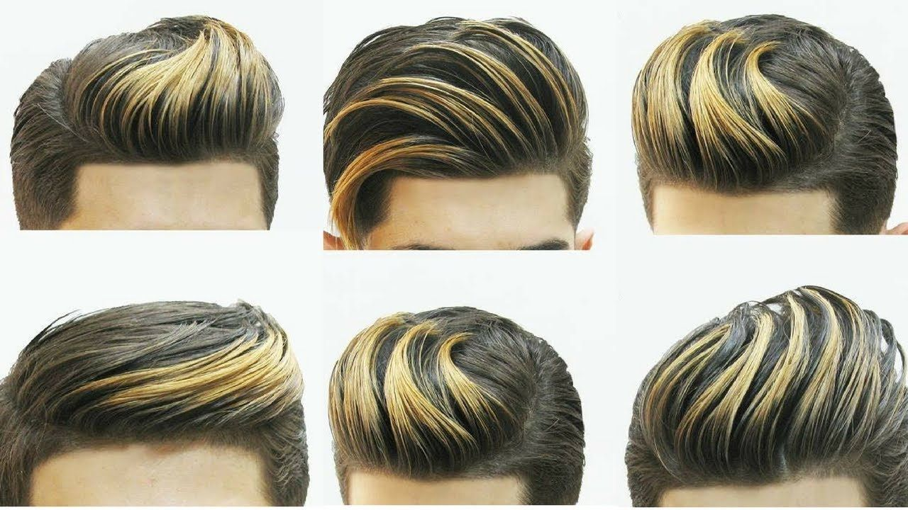 10 Top Cool Mens Hairstyles Mens Hairstyles Trends 2018