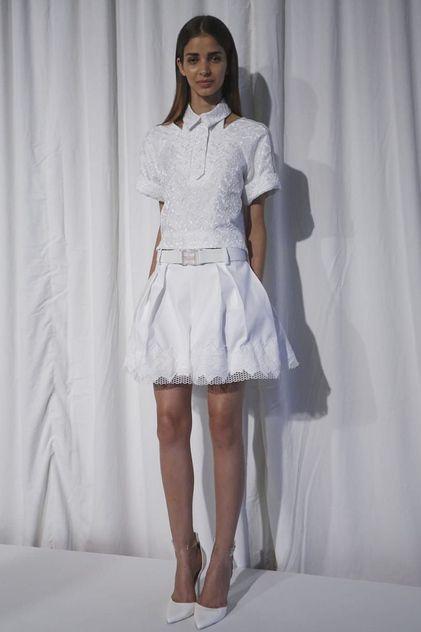 Jonathan Simkhai Ready To Wear Spring Summer 2015 New York