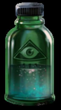 Wideye Potion in 2019 | HP_Class_Potions | Bottle, Healing herbs