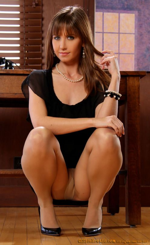 I like upskirts in pantyhose