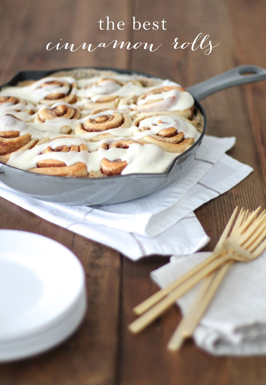 my favorite cinnamon rolls for any occasion
