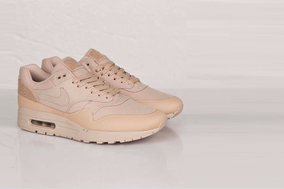 9cf1e689db Pale pink | Nike Air Max sneakers | I need this in my closet ...