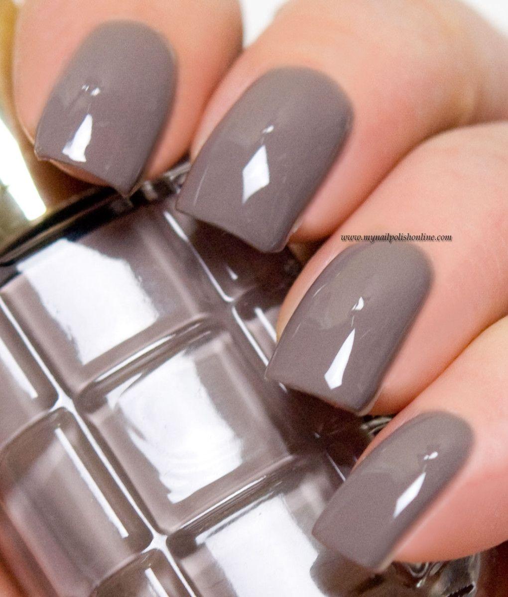 L\'Oréal – Greige Amoureux | Nails | Nail polish online, Nails, Nail ...