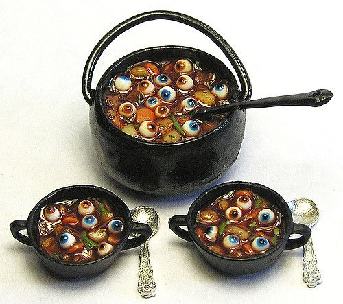 Eyeball stew
